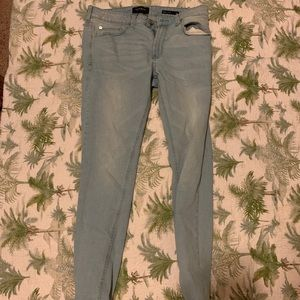 men's pacsun lightwash jeans